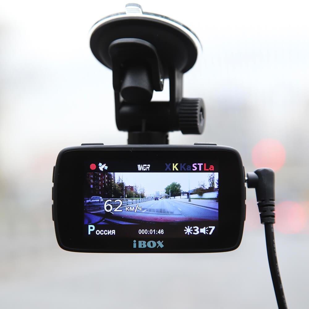 Видеорегистратор IBOX COMBO F5 в Тобольске